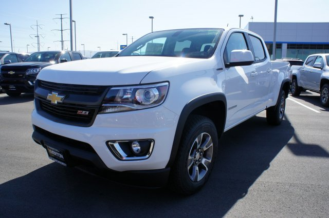 2018 Colorado Crew Cab 4x4 Pickup #T08108 - photo 10