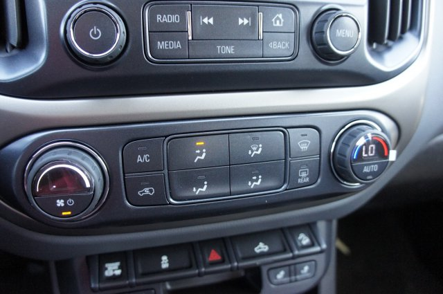 2018 Colorado Crew Cab 4x4 Pickup #T08108 - photo 26