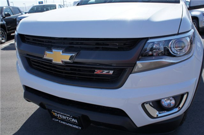 2018 Colorado Crew Cab 4x4 Pickup #T08108 - photo 11