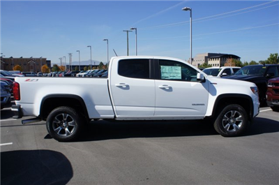 2018 Colorado Crew Cab 4x4 Pickup #T08108 - photo 4