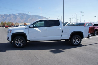 2018 Colorado Crew Cab 4x4 Pickup #T08108 - photo 9