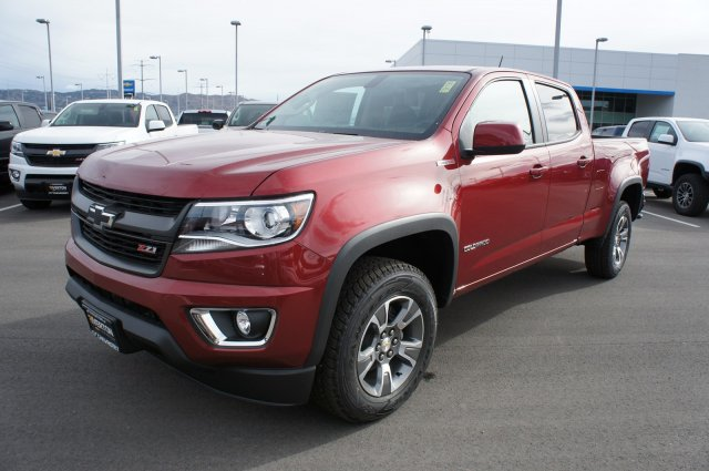 2018 Colorado Crew Cab 4x4 Pickup #T08109 - photo 10