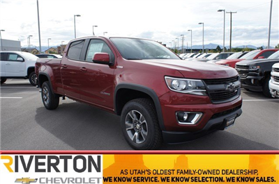2018 Colorado Crew Cab 4x4 Pickup #T08109 - photo 1