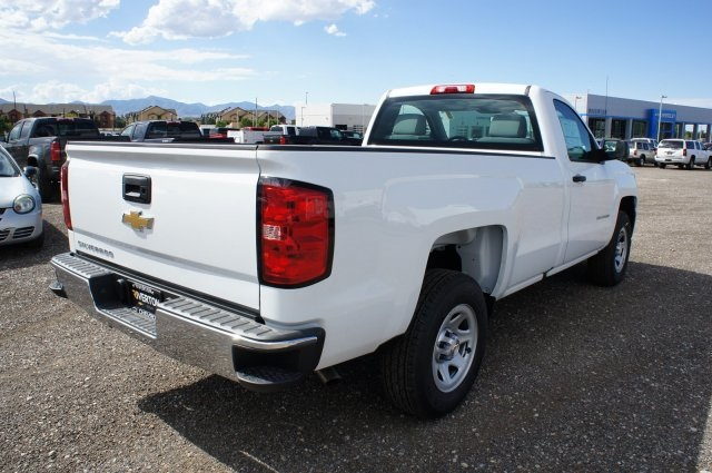 2018 Silverado 1500 Regular Cab 4x2,  Pickup #T08115 - photo 2