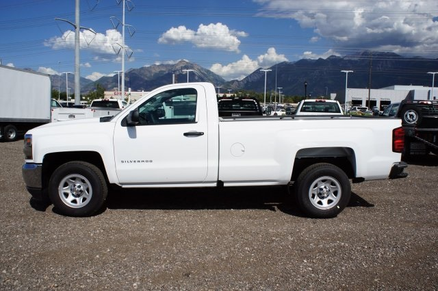 2018 Silverado 1500 Regular Cab 4x2,  Pickup #T08115 - photo 10