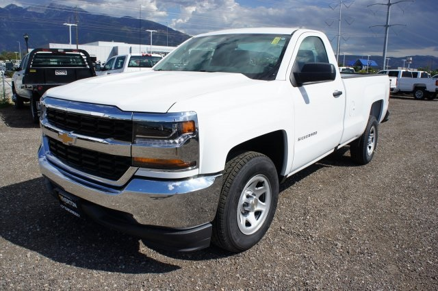 2018 Silverado 1500 Regular Cab 4x2,  Pickup #T08115 - photo 11