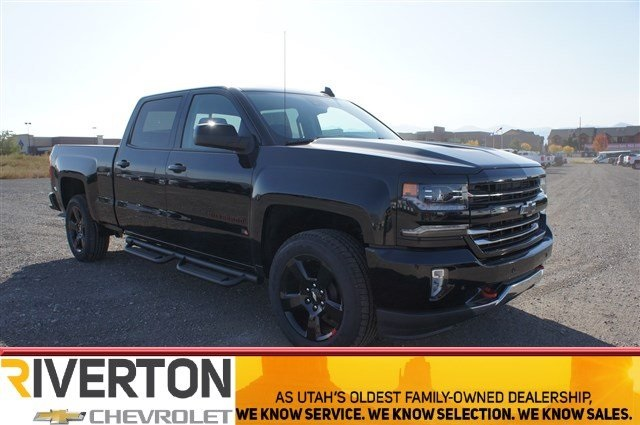 2018 Silverado 1500 Crew Cab 4x4,  Pickup #T08141 - photo 1