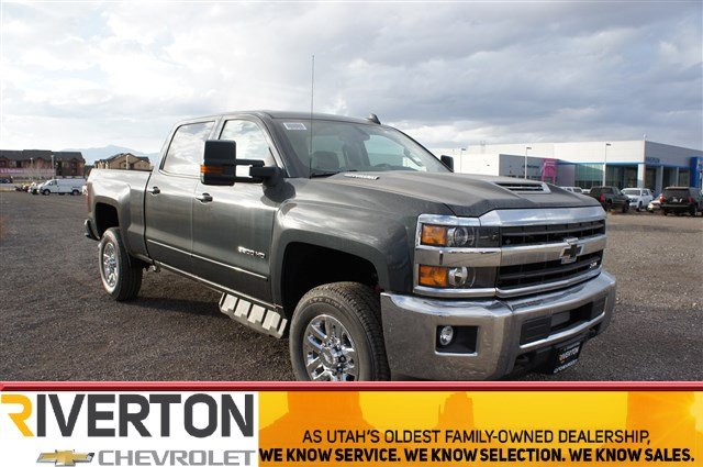 2018 Silverado 3500 Crew Cab 4x4 Pickup #T08142 - photo 1