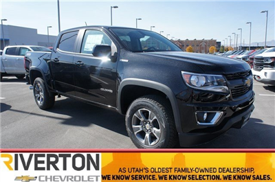 2018 Colorado Crew Cab 4x4,  Pickup #T08161 - photo 1