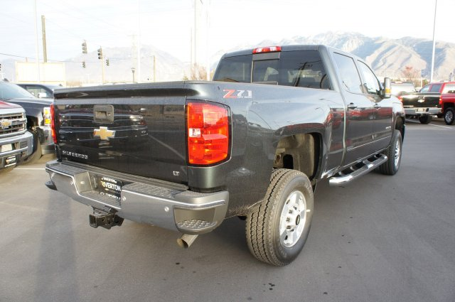 2018 Silverado 2500 Crew Cab 4x4 Pickup #T08246 - photo 2