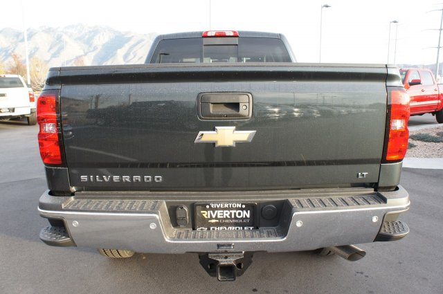 2018 Silverado 2500 Crew Cab 4x4 Pickup #T08246 - photo 5
