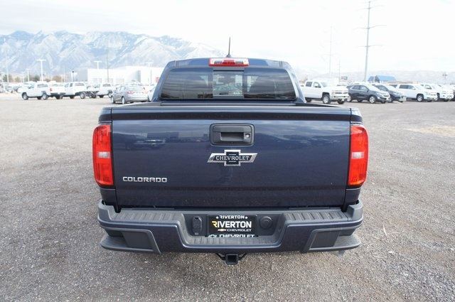 2018 Colorado Crew Cab 4x4,  Pickup #T08504 - photo 4
