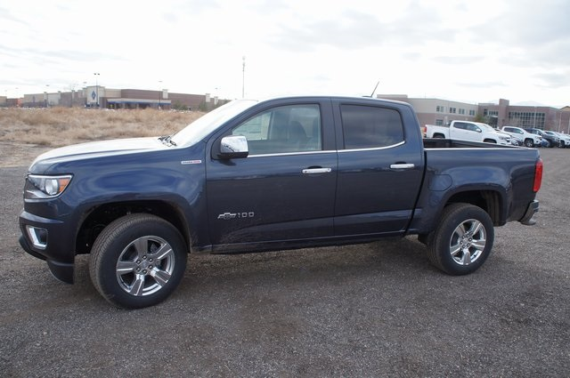 2018 Colorado Crew Cab 4x4,  Pickup #T08504 - photo 6