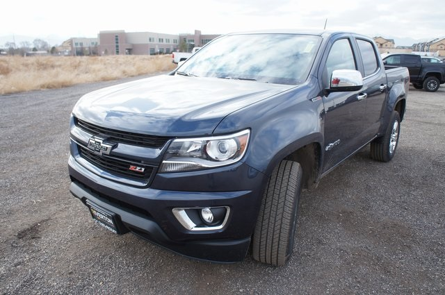 2018 Colorado Crew Cab 4x4,  Pickup #T08504 - photo 7