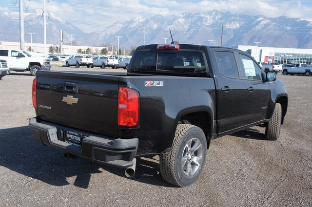 2018 Colorado Crew Cab 4x4,  Pickup #T08505 - photo 2