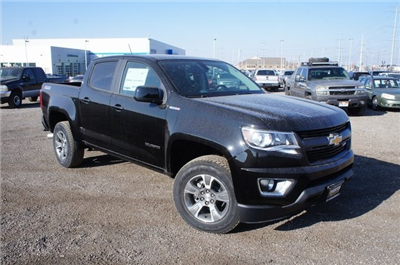 2018 Colorado Crew Cab 4x4,  Pickup #T08505 - photo 1