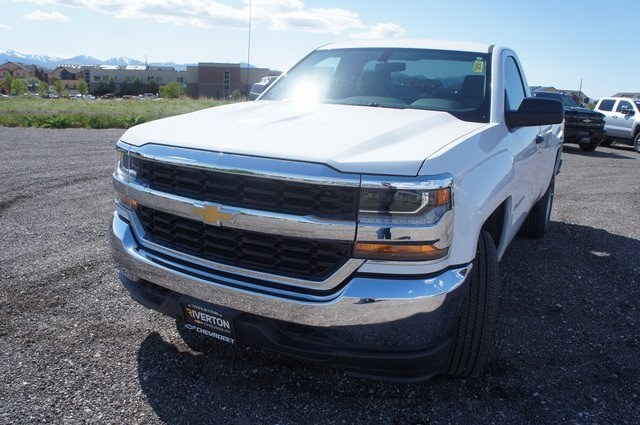 2018 Silverado 1500 Regular Cab 4x4,  Pickup #T08561 - photo 7
