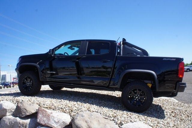 2018 Colorado Crew Cab 4x4,  Pickup #T08584 - photo 5