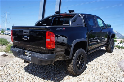 2018 Colorado Crew Cab 4x4,  Pickup #T08584 - photo 2