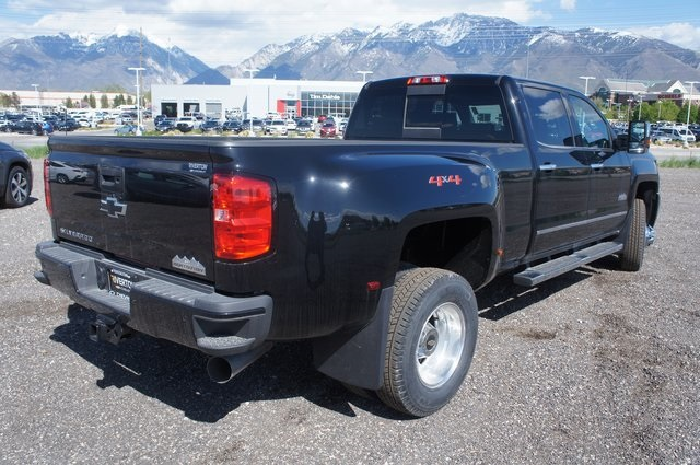 2018 Silverado 3500 Crew Cab 4x4,  Pickup #T08600 - photo 2