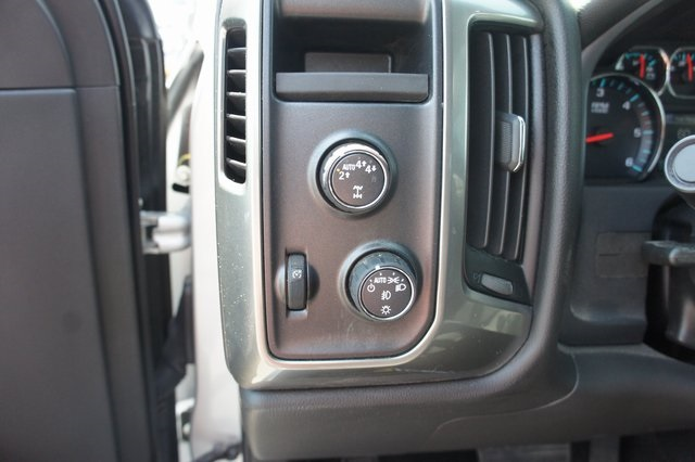 2018 Silverado 1500 Crew Cab 4x4,  Pickup #T08616R - photo 20
