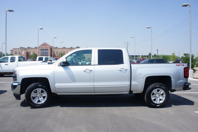 2018 Silverado 1500 Crew Cab 4x4,  Pickup #T08616R - photo 5