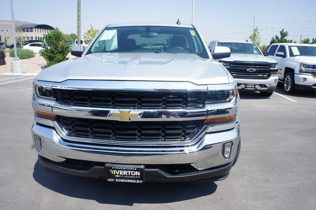 2018 Silverado 1500 Crew Cab 4x4,  Pickup #T08616R - photo 7
