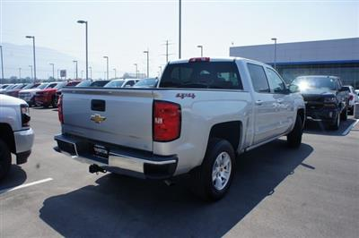 2018 Silverado 1500 Crew Cab 4x4,  Pickup #T08616R - photo 2