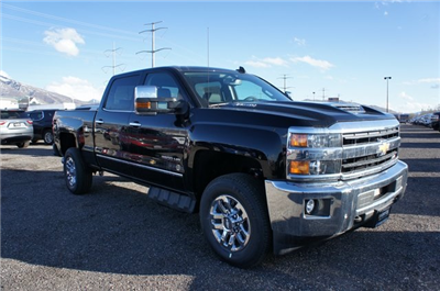 2018 Silverado 3500 Crew Cab 4x4,  Pickup #T08623 - photo 1