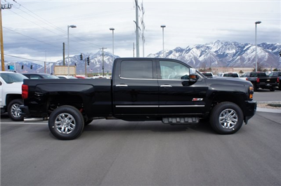 2018 Silverado 3500 Crew Cab 4x4,  Pickup #T08650 - photo 4