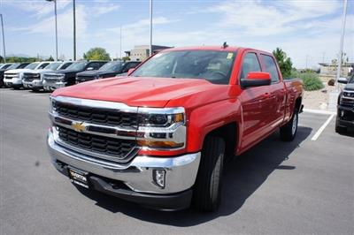 2018 Silverado 1500 Crew Cab 4x4,  Pickup #T08830R - photo 1