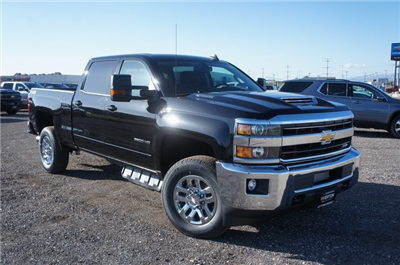 2018 Silverado 3500 Crew Cab 4x4,  Pickup #T08832 - photo 1