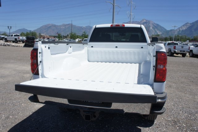 2018 Silverado 2500 Double Cab 4x4,  Cab Chassis #T08934 - photo 13