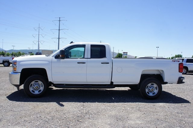 2018 Silverado 2500 Double Cab 4x4,  Cab Chassis #T08934 - photo 6