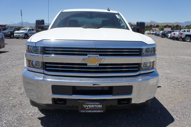 2018 Silverado 2500 Double Cab 4x4,  Cab Chassis #T08934 - photo 8