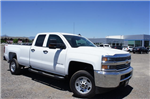 2018 Silverado 2500 Double Cab 4x4,  Cab Chassis #T08934 - photo 1