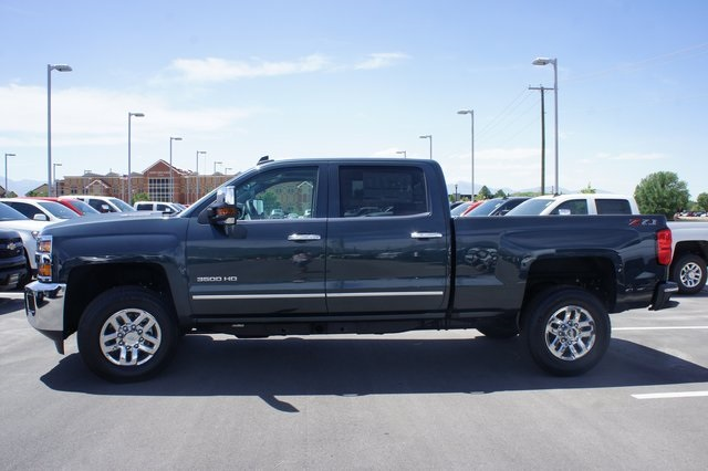 2018 Silverado 3500 Crew Cab 4x4,  Pickup #T08940 - photo 6