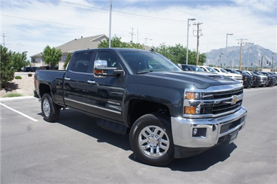 2018 Silverado 3500 Crew Cab 4x4,  Pickup #T08940 - photo 1
