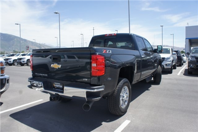 2018 Silverado 3500 Crew Cab 4x4,  Pickup #T08940 - photo 2