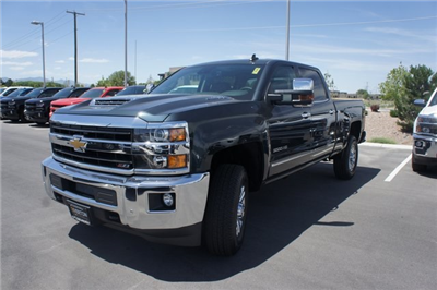 2018 Silverado 3500 Crew Cab 4x4,  Pickup #T08940 - photo 7