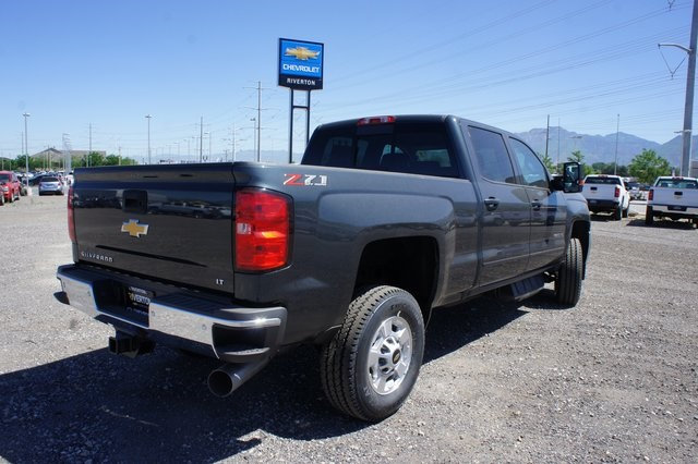 2018 Silverado 2500 Crew Cab 4x4,  Pickup #T08970 - photo 2