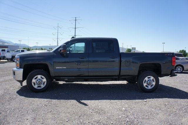 2018 Silverado 2500 Crew Cab 4x4,  Pickup #T08970 - photo 6