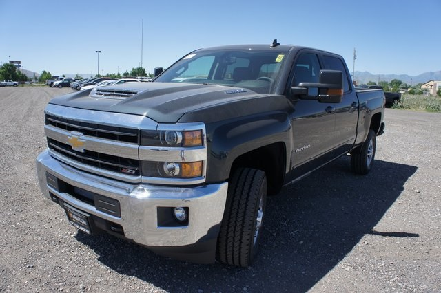 2018 Silverado 2500 Crew Cab 4x4,  Pickup #T08970 - photo 7