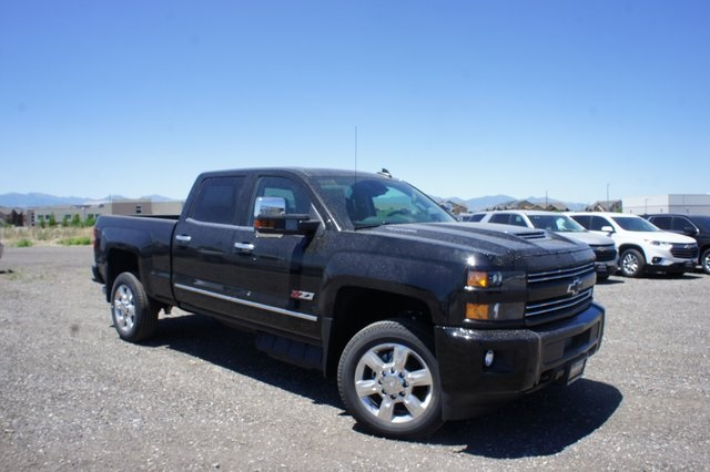 2018 Silverado 2500 Crew Cab 4x4,  Pickup #T08976 - photo 1