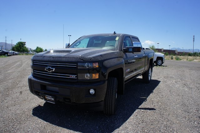 2018 Silverado 2500 Crew Cab 4x4,  Pickup #T08976 - photo 7