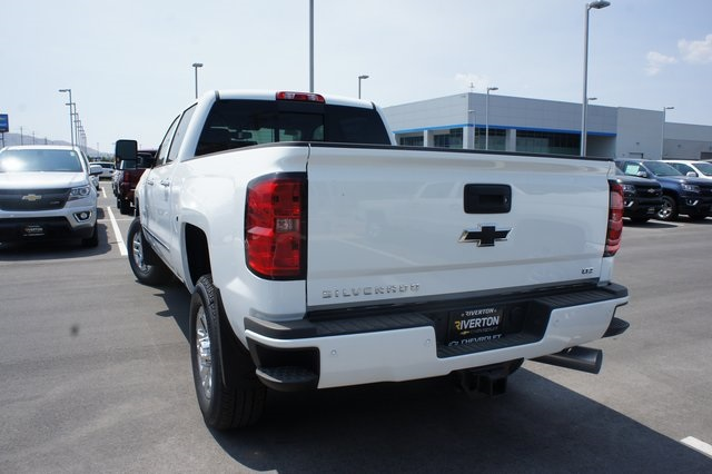 2019 Silverado 3500 Crew Cab 4x4,  Pickup #T09006 - photo 5