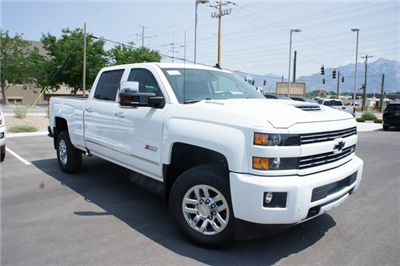 2019 Silverado 3500 Crew Cab 4x4,  Pickup #T09006 - photo 1