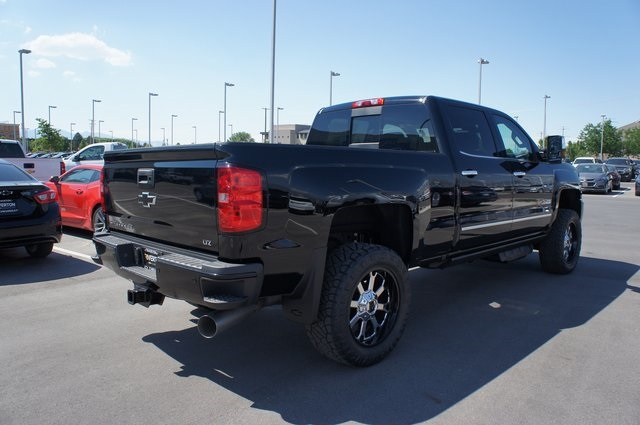 2019 Silverado 3500 Crew Cab 4x4,  Pickup #T09007 - photo 2