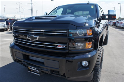 2019 Silverado 3500 Crew Cab 4x4,  Pickup #T09007 - photo 12