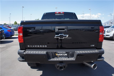 2019 Silverado 3500 Crew Cab 4x4,  Pickup #T09007 - photo 5